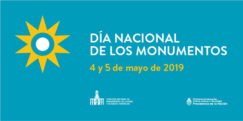 Resultado de imagen para dia nacional de los monumentos 2019